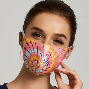 Accessories - 🎉JUST IN! Tie Dye Face Mask